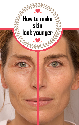 How-to-make-skin-look-younger