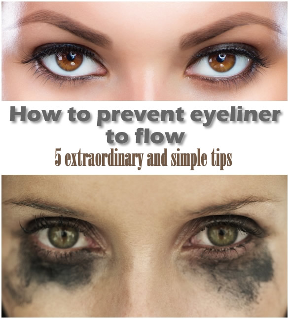 How-to-prevent-eyeliner-to-flow