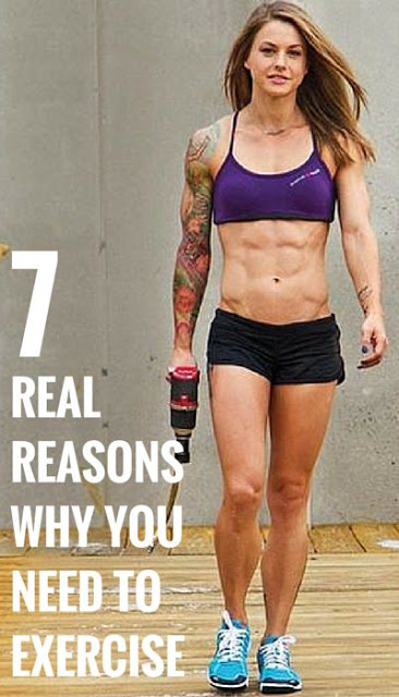 7-Real-Reasons-Why-You-Need-To-Exercise