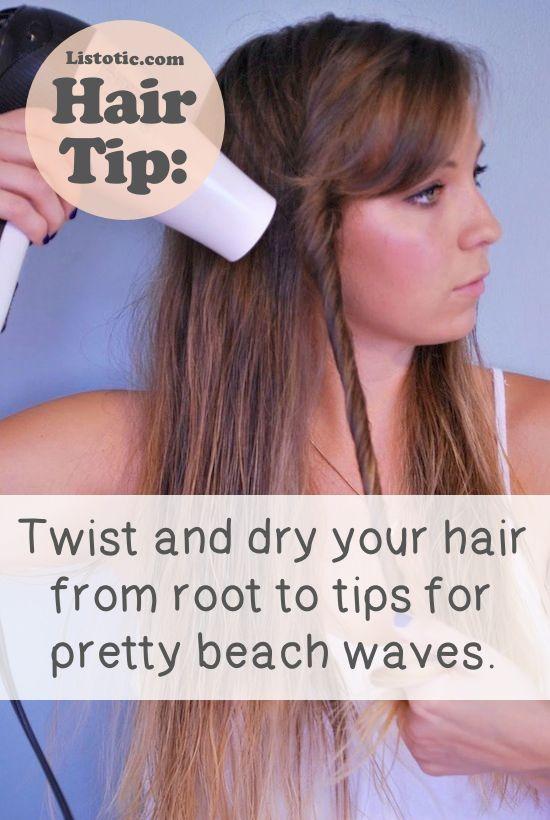 The Best Hair Tips